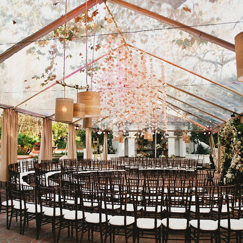 El Teatro - Rancho Las Lomas - Orange County Open Air Wedding Venue